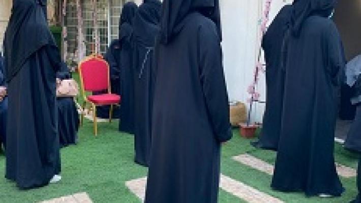 عيون المدينة: جمعية طيبة النسائية بالمدينة وزعت 2000 سلة غذائية لمستفيدات الجمعية